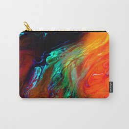 Beautiful Abstract In Eyes Carry-All Pouch