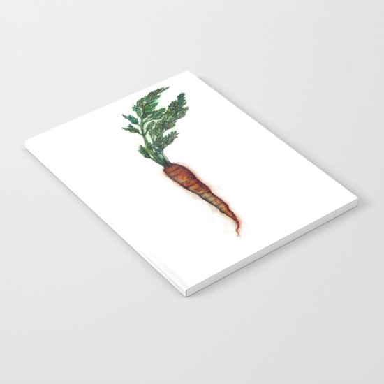 Rooted: The Carrot Notebook