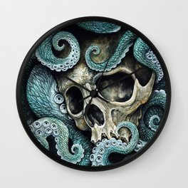 Please my love, don't die so far from the sea... Wall Clock