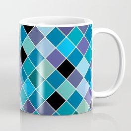 Mosaic on glass 11 Coffee Mug