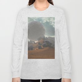 shortcut Long Sleeve T-shirt