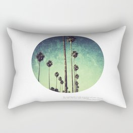 Live the life you have imagined #1 Rectangular Pillow