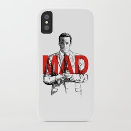 Don Draper Mad Men iPhone Case