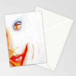 Pale Stationery Cards