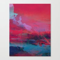 tchmo Canvas Prints featuring Untitled 20150726s by tchmo