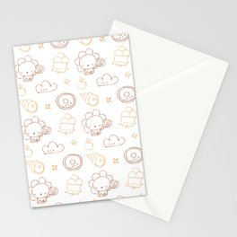 Caramel Town - Roro Stationery Cards