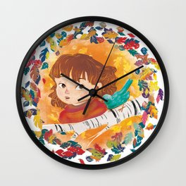 How to Whistle Wall Clock