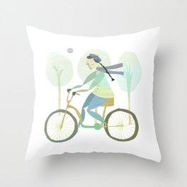 WEEKEND Throw Pillow