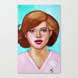 No. 68 / Claire Canvas Print