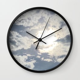 Sky Views Wall Clock