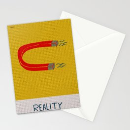 Reality Stationery Cards