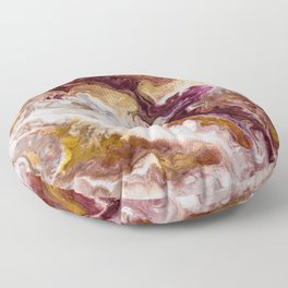 Peanut Butter and Jelly Floor Pillow