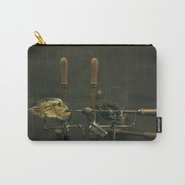 Fish and Drills Carry-All Pouch