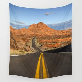 Valley of Fire Wall Tapestry