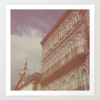 portugal Art Prints featuring Portugal by Karin Elizabeth