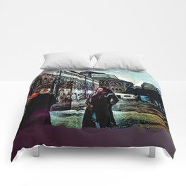Cold Assessment Comforters