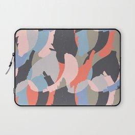 Modern abstract print Laptop Sleeve