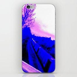 The Train iPhone Skin