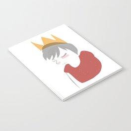 Princey Charmer Notebook