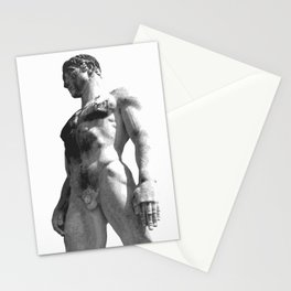 The Athlete 2 Stationery Cards