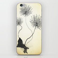 Thistles iPhone & iPod Skin