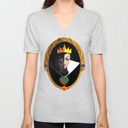 Queen Grimhilde Unisex V-Neck