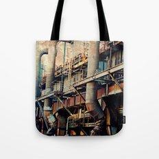 Pipe Dreams II  Tote Bag