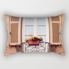 Italian balcony Rectangular Pillow