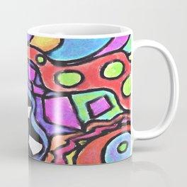 Untitled Abstract Digital Painting Coffee Mug