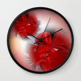 Les fleurs de la mathématique -5- Wall Clock