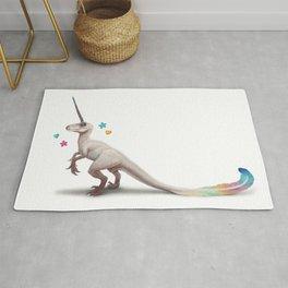 Uniraptor by Serena Art Rug