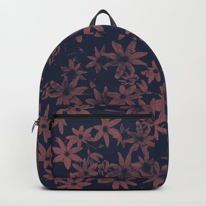 Flowers at Dawn Backpack
