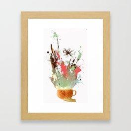 Morning Shot Framed Art Print