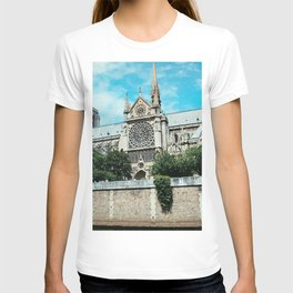 Notre Dame River Point T-shirt