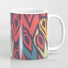 Cheerful feathers Coffee Mug