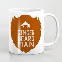 GINGER BEARD MAN Coffee Mug