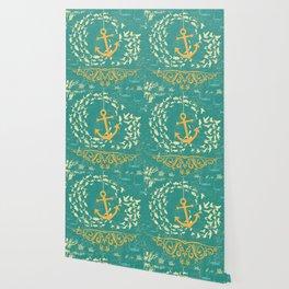 GOLDEN ANCHOR Wallpaper