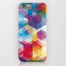 Cuben Curved #4 iPhone 6s Slim Case
