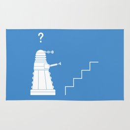 The problem with Daleks. Rug