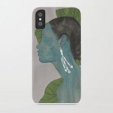 nilüfer iPhone X Slim Case