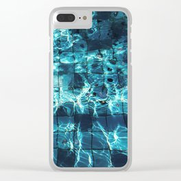 lucky penny Clear iPhone Case