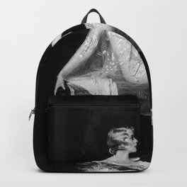 Muriel Finlay, Ziegfeld Follies Jazz Age black and white photograph Backpack