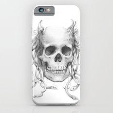 Medusa Skull iPhone 6s Slim Case