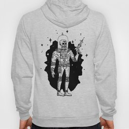 Intergalactic Bone Man Hoody