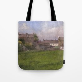 Dunkineely, Ireland Tote Bag