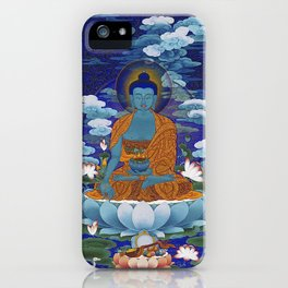 Medicine Buddha iPhone Case