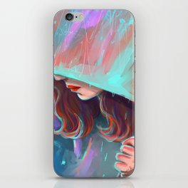 Hearing Damage iPhone Skin
