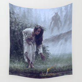 Midsummer night's dream Wall Tapestry