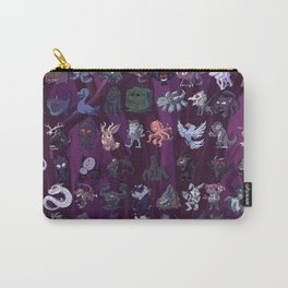 Cryptids of North America Carry-All Pouch