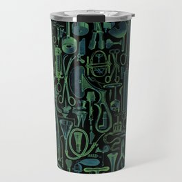 Medical Condition VINTAGE FRANKENSTEIN / Take two of these and call me in the morning Travel Mug